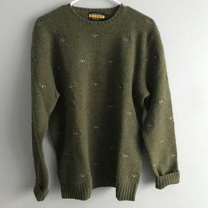 Ralph Lauren Mallard Print Sweater